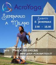Seminario a Milano